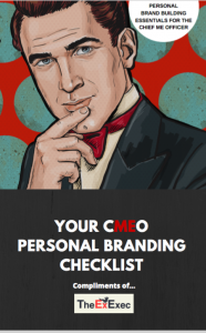 CMEO Personal Branding Cheatsheet cover